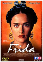 Frida de Julie Taymor - DVD