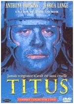 Titus de Julie Taymor - DVD