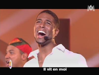 Hit Machine M6 - Il vit en toi / Le Roi Lion - 9 juin 2007 - Jérémy Fontanet