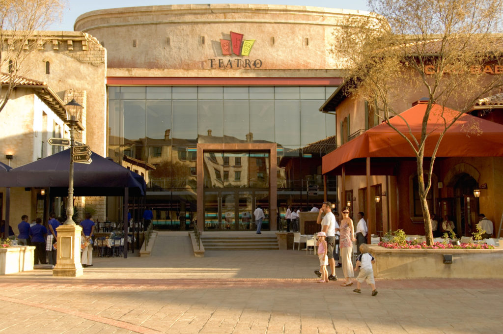 Montecasino Teatro à Johannesburg
