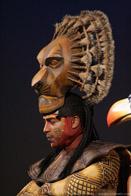 Le Roi Lion - Confrontation Scar et Mufasa