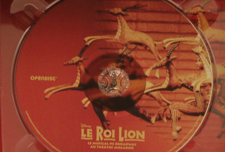 L'album collector du Roi Lion
