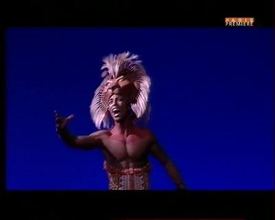 Il vit en eux - Le Roi Lion, Paris Première