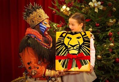 Le Roi Lion - Offre spéciale Noël 2008